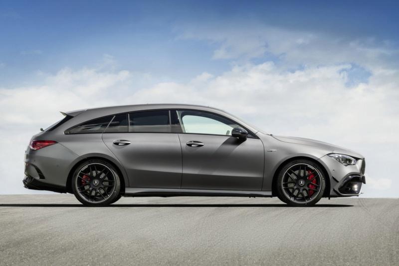 2019 - [Mercedes-Benz] CLA Shooting Brake II 2a2a7110