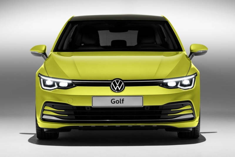 Volkswagen Golf 8 (2019) 10