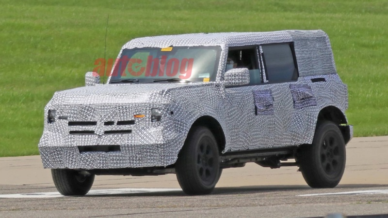 2020 - [Ford] Bronco VI - Page 3 2a5ee010