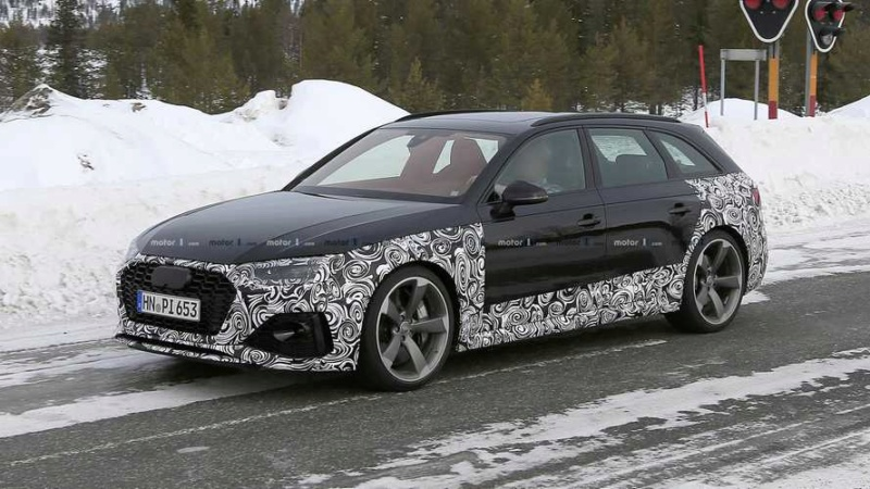 2018 - [Audi] A4 restylée  - Page 5 2a7d2c10