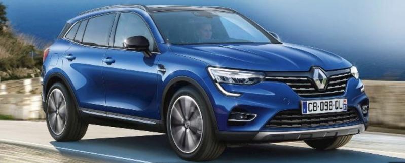 2021 - [Renault] Kadjar II - Page 3 2a815510