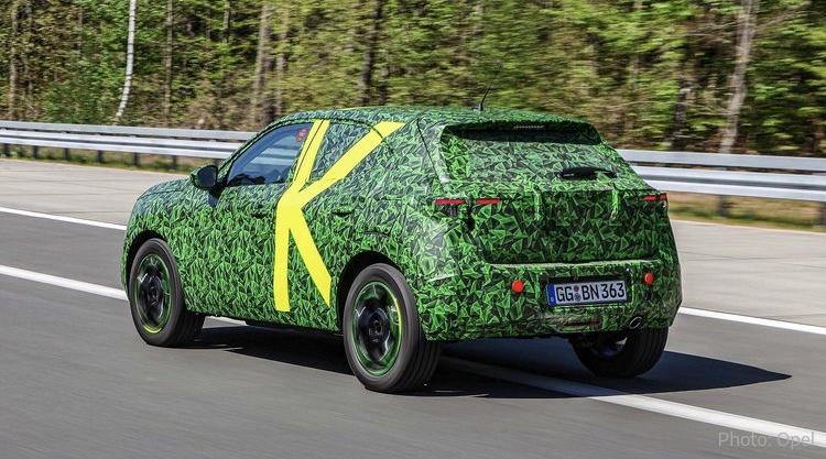 Opel Mokka II (2020) 11