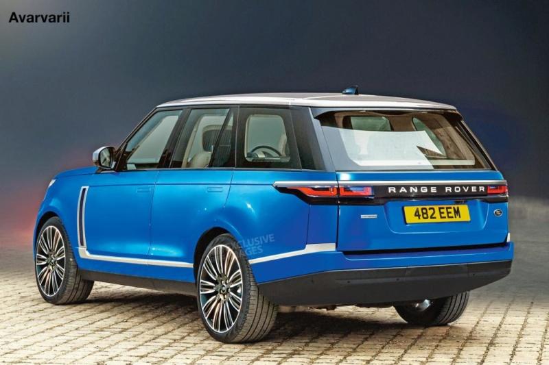 2021 - [Land Rover] Range Rover V 2a8e5f10
