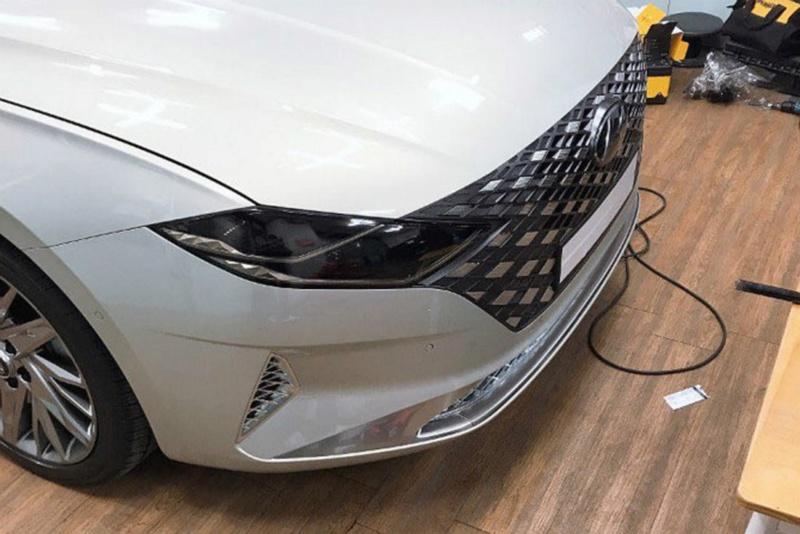 2017 - [Hyundai] Azera / Grandeur 2ac22610