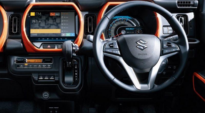 2014 - [Mazda/Suzuki] Flair Crossover / Hustler - Page 2 2ac37f10