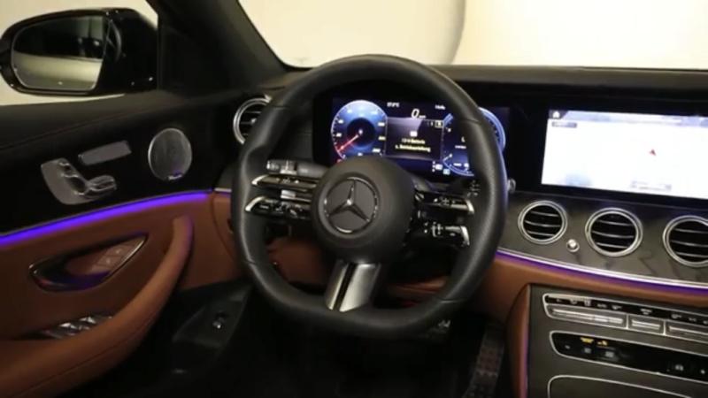 2020 - [Mercedes-Benz] Classe E restylée  - Page 6 2ad1a510