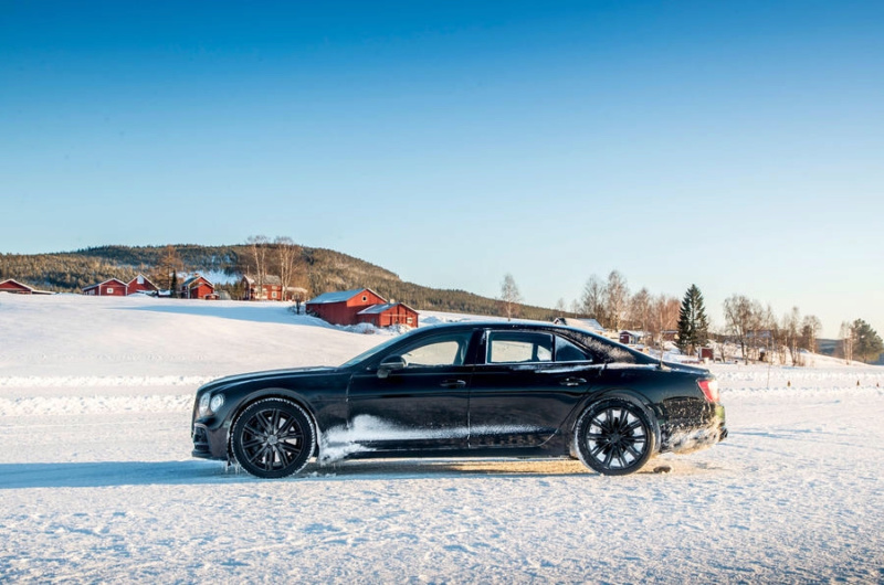2018 Bentley Continental Flying Spur 6