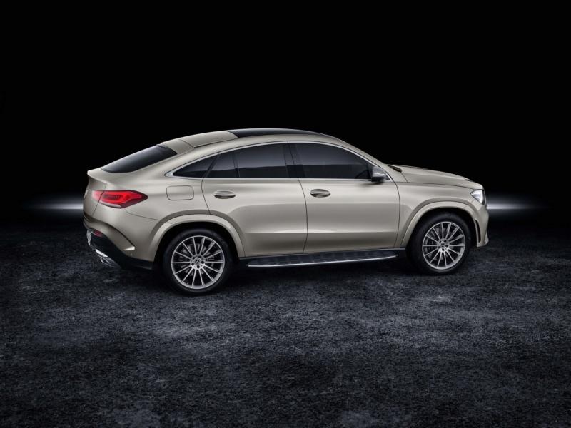2019 - [Mercedes-Benz] GLE Coupé  - Page 3 2b731210