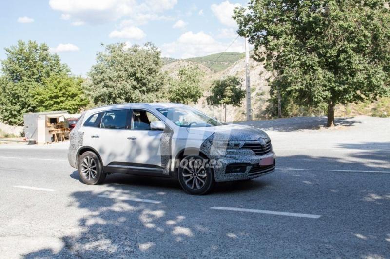 2020 - [Renault] Koleos restylé 2b8e3f10