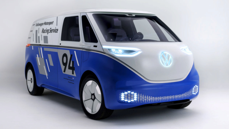 2017 - [Volkswagen] Electric VW Microbus concept - Page 2 2bc23510