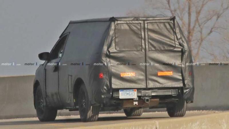 2020 - [Ford] Pickup  2bcf4410