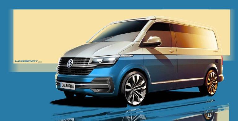 2020 - [Volkswagen] Transporter T6 restylé - Page 2 2c114d10
