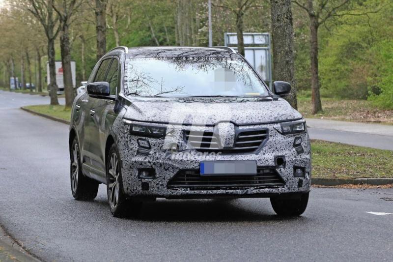 2020 - [Renault] Koleos restylé - Page 2 2c124810