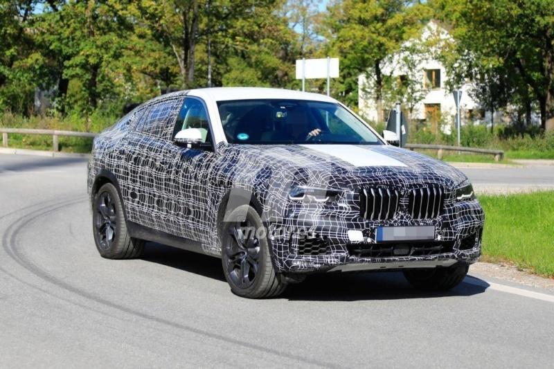 2019 - [BMW] X6 III (G06) - Page 3 2c196210