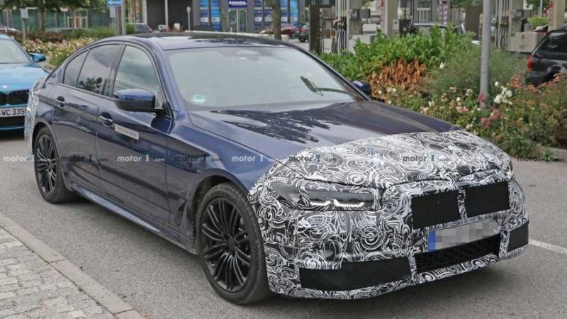 2020 - [BMW] Série 5 restylée [G30] 2c900210