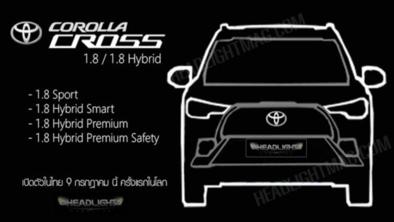 2021 - [Toyota] Corolla Cross - Page 3 2ca82f10