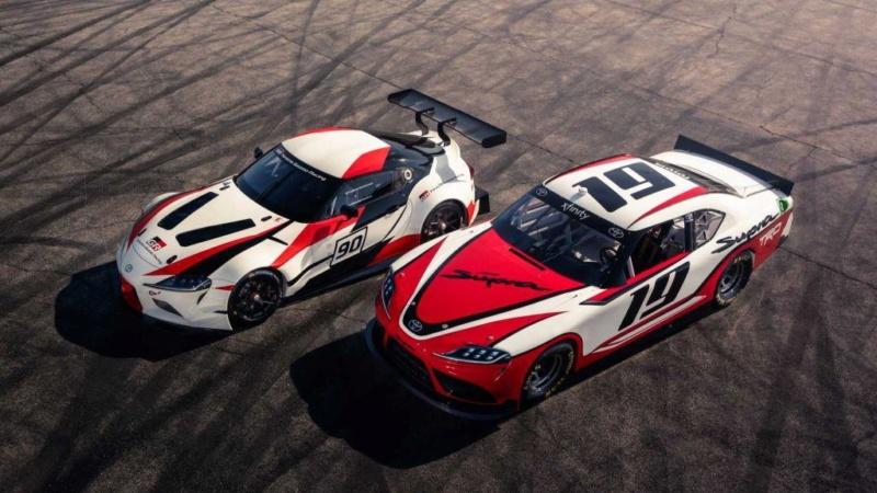 2018 - [Toyota] Racing concept 2cc83910