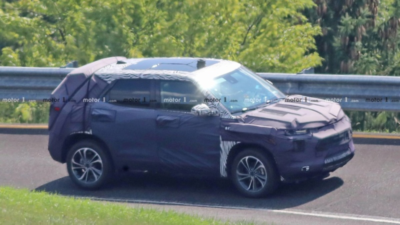 2020 - [Chevrolet] Trailblazer / Tracker 2cf79f10