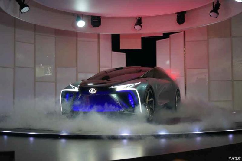 2019 - [Lexus] LF-30 Electrified Concept 2cfd4510