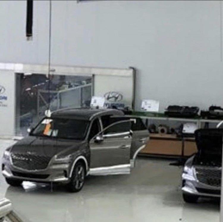 2019 - [Genesis] SUV GV80 - Page 3 2d45dd10