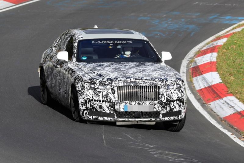 2020 - [Rolls-Royce] Ghost II 2d7cf210
