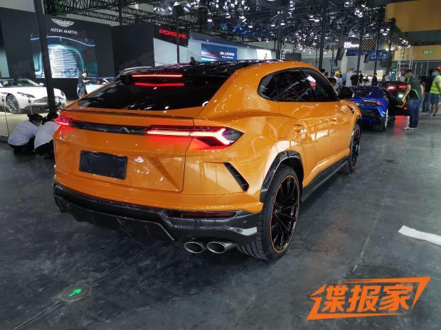 2018 - [Lamborghini] SUV Urus [LB 736] - Page 11 2d904710