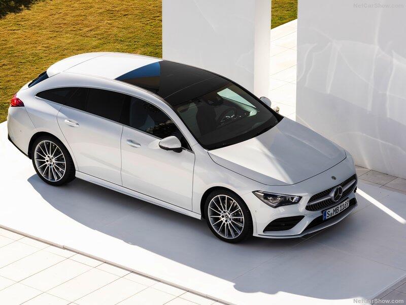 2019 - [Mercedes-Benz] CLA Shooting Brake II 2d99e910