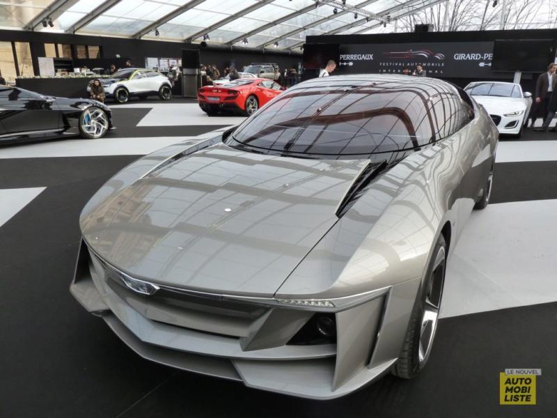 2018 - [Giugiaro] GFG Sybilla Concept 2d9ef410