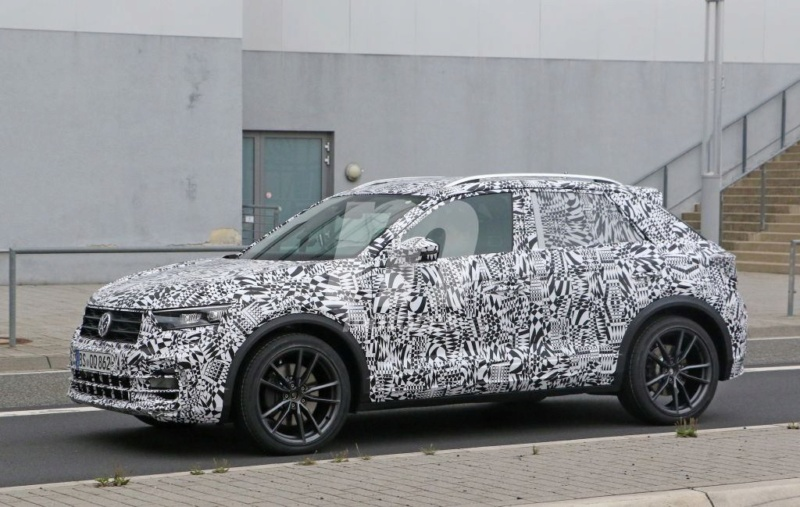 2018 - [Volkswagen] T Roc - Page 27 2dae5a10