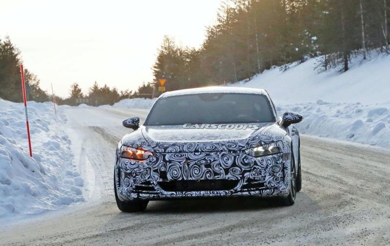 2021 - [Audi] E-Tron GT 2e242310