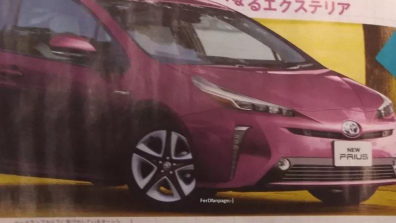 2016 - [Toyota] Prius IV - Page 15 2e423410