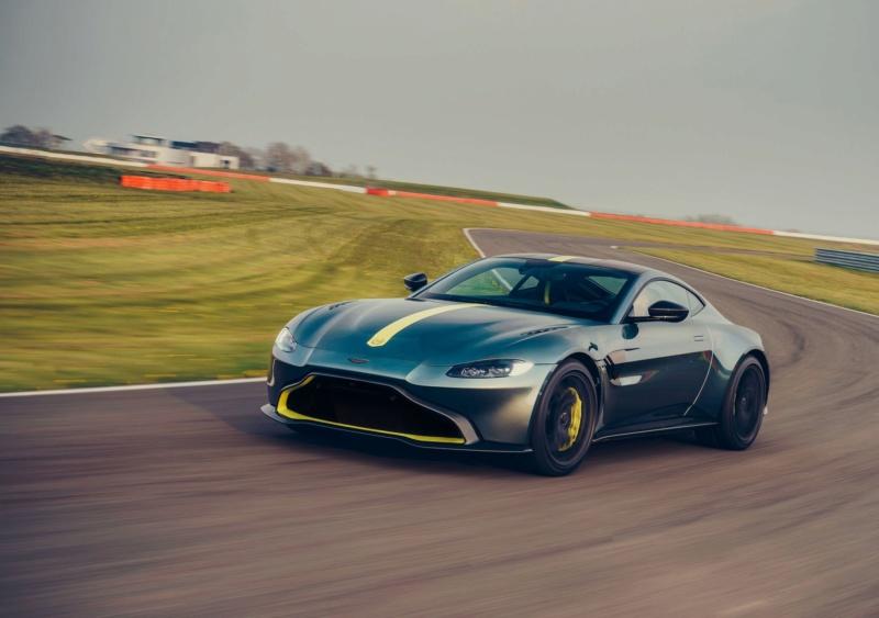2017 - [Aston Martin] Vantage - Page 3 2e453b10