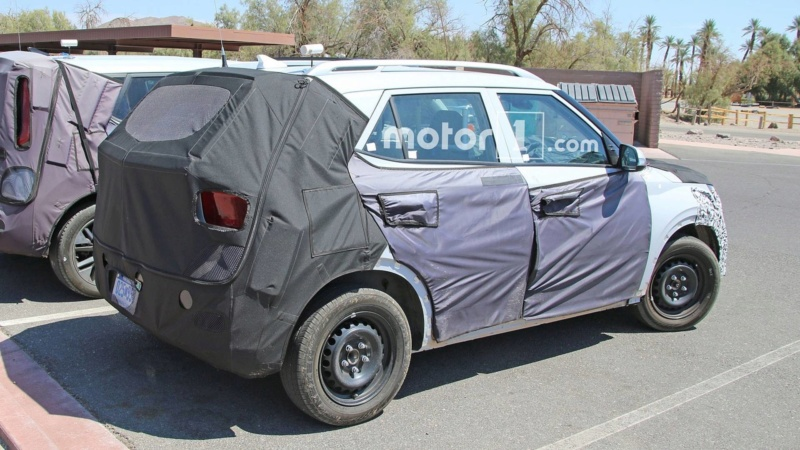 2020 - [Hyundai] Venue SUV compact  2e553410