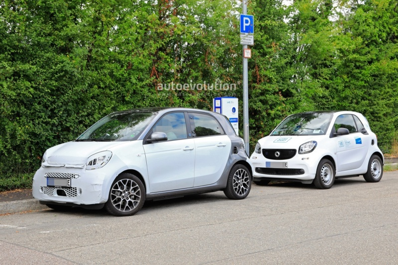 2019 - [Smart] ForTwo III Restylée [C453]  - Page 2 2eed8910