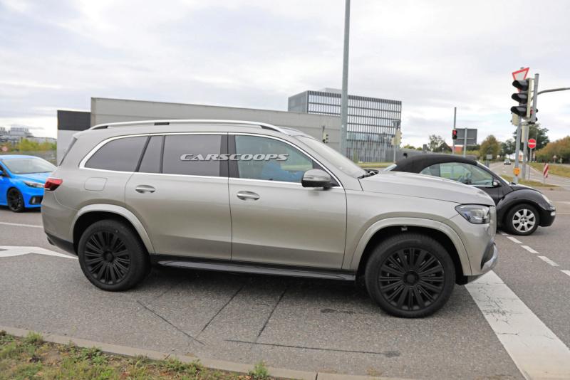 2018 - [Mercedes] GLS II - Page 7 2f4c4b10