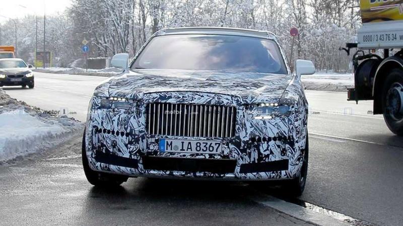 2020 - [Rolls-Royce] Ghost II 2f4ecd10