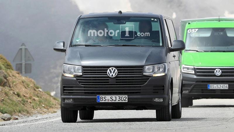 2020 - [Volkswagen] Transporter T6 restylé 2f526610