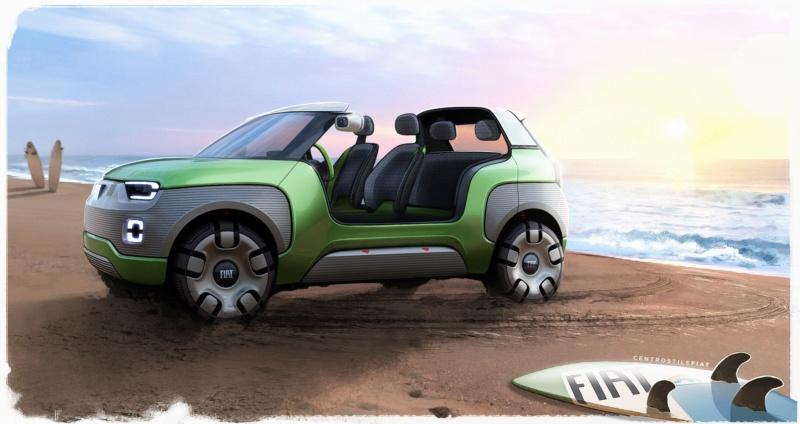 2019 - [Fiat] Panda Concept - Page 2 2f798910