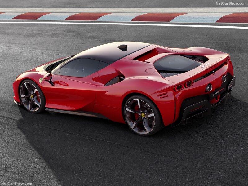 2019 - [Ferrari] SF90 Stradale - Page 2 2f821610