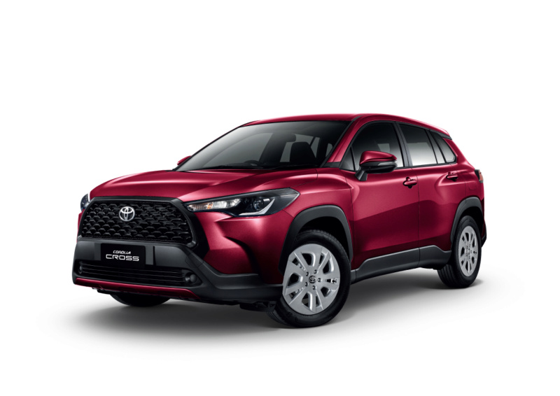 2021 - [Toyota] Corolla Cross - Page 3 2faa7010