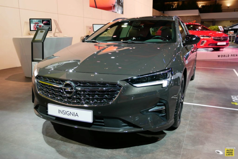 2020 - [Opel] Insignia Grand Sport Restylée  - Page 6 2fb27a10