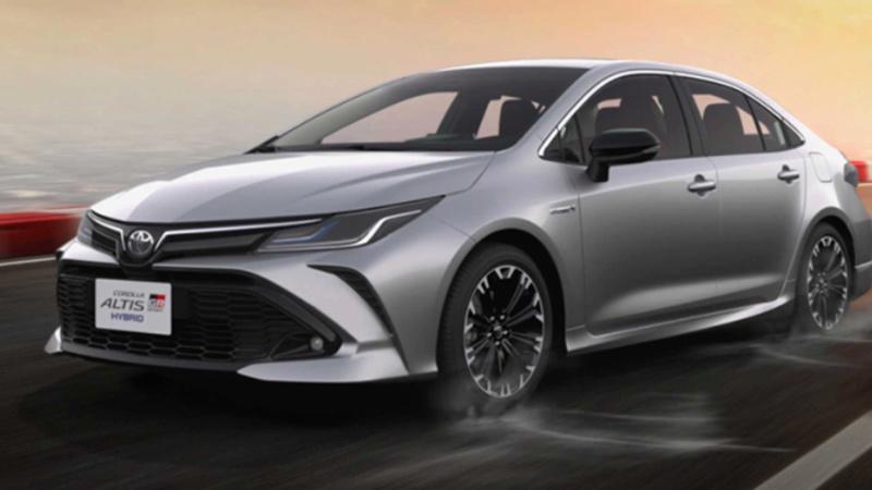 2018 - [Toyota] Corolla Sedan - Page 2 2fc96c10