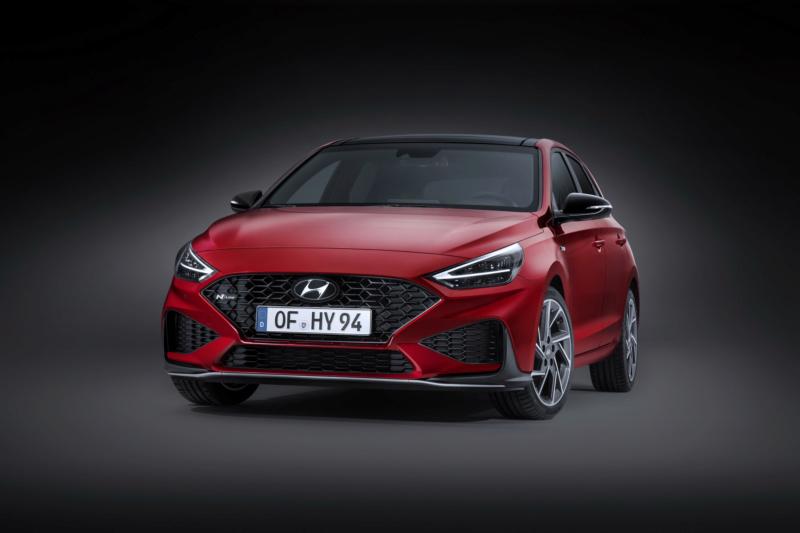 2020 - [Hyundai] I30 III 5p/SW/Fastback Facelift 2fd14710