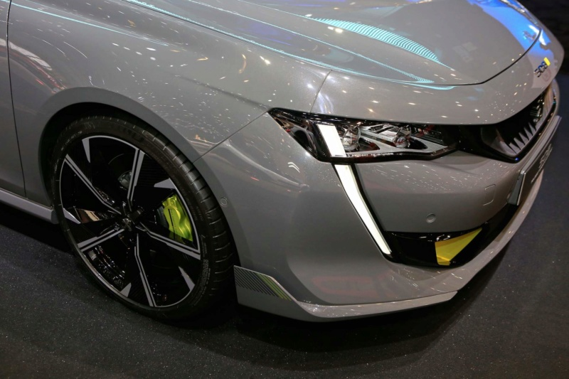 2019 - [PEUGEOT] Concept 508 Peugeot Sport Engineered - Page 16 3000dc10