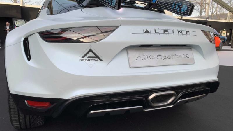 2020 - [Alpine] A110 Sports X 30256410