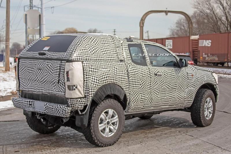 2020 - [Ford] Bronco VI 30275910