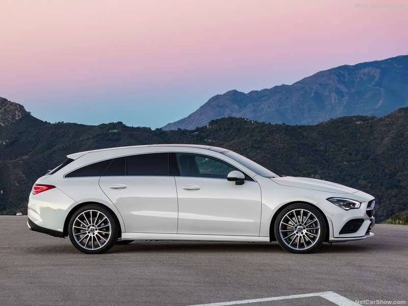 2019 - [Mercedes-Benz] CLA Shooting Brake II 30301710