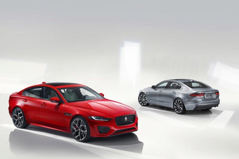 2019 - [Jaguar] XE restylée  3042ae10