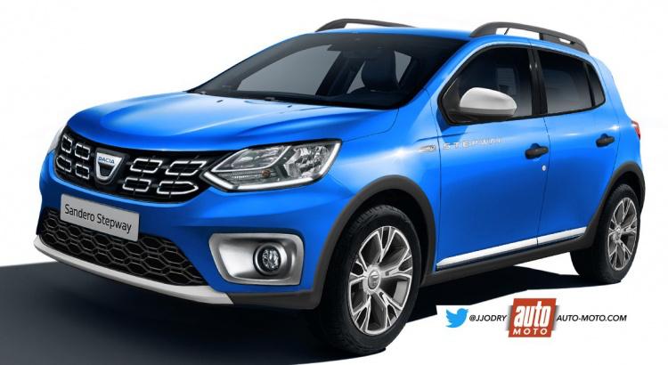 2020 - [Dacia] Sandero / Logan III - Page 4 30508010