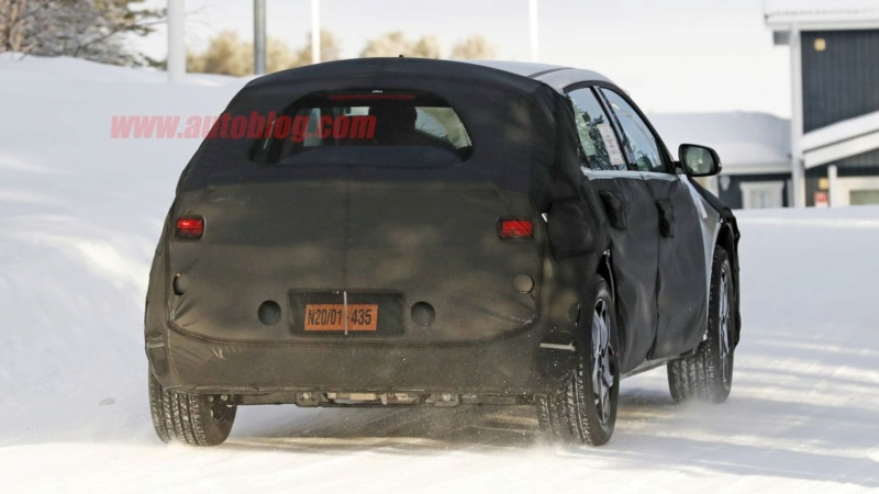 2021 - [Hyundai] SUV EV 30ac4110